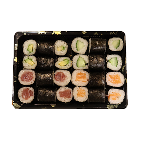 Foto Mini Maki box (24 st.)